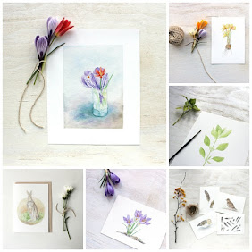 Visit my art shop! ❀