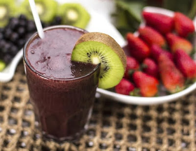 Acai Berry juice benefit