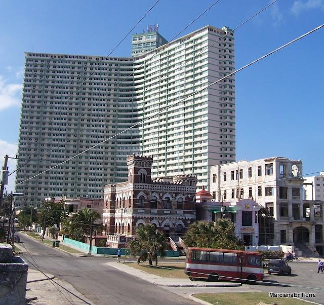 Edificio Focsa, La Habana