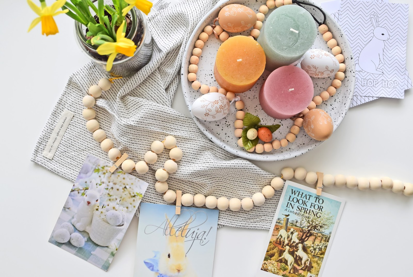 Easter Garland DIY