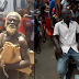 See photos of man healed on the street after 25years madness