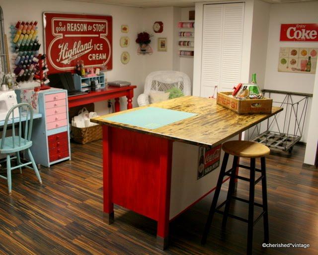 Cherished Vintage Studio Reveal