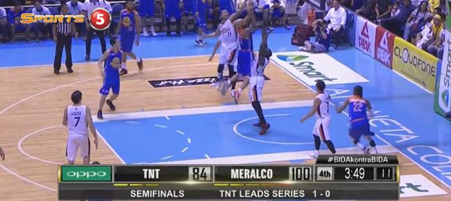 Meralco def. TNT KaTropa, 106-91 (REPLAY VIDEO) September 29 - SEMIS Game 2