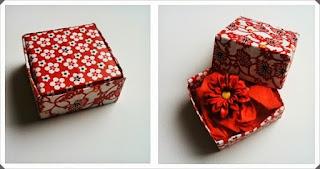 Kağıt El İşleri - Kutu Yapımı