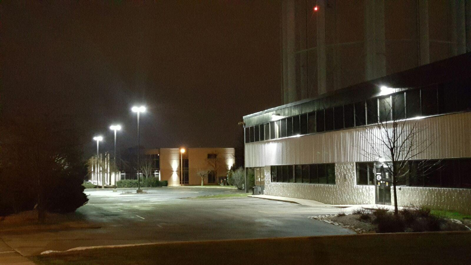 Green light by hein electric supply may 2016 light source used our solution was to replace certain fixtures while eliminating others as the improved coverage pattern of led allowed us to reduce aloadofball Choice Image