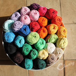Made by Charry: Colorful Cotton