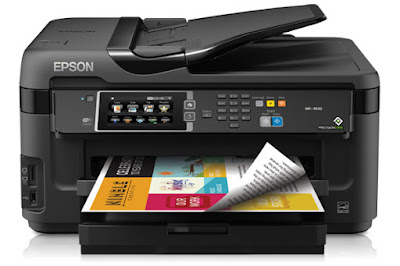 is clearly to a greater extent than valuable inwards the fabric Epson WorkForce WF-7610 Driver Download