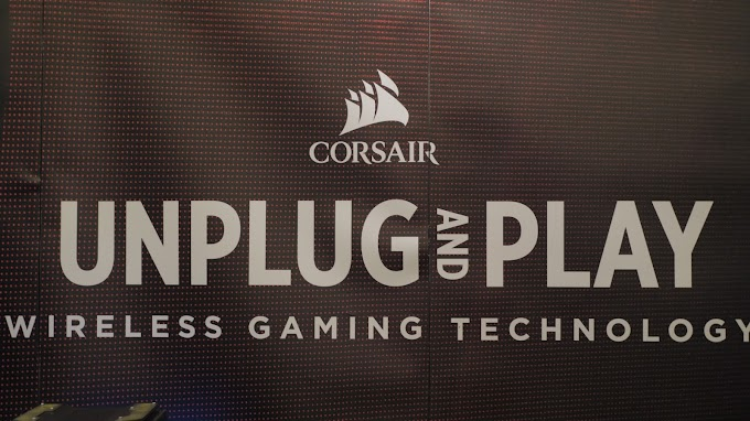 Corsair Unplug and Play Pers Conference