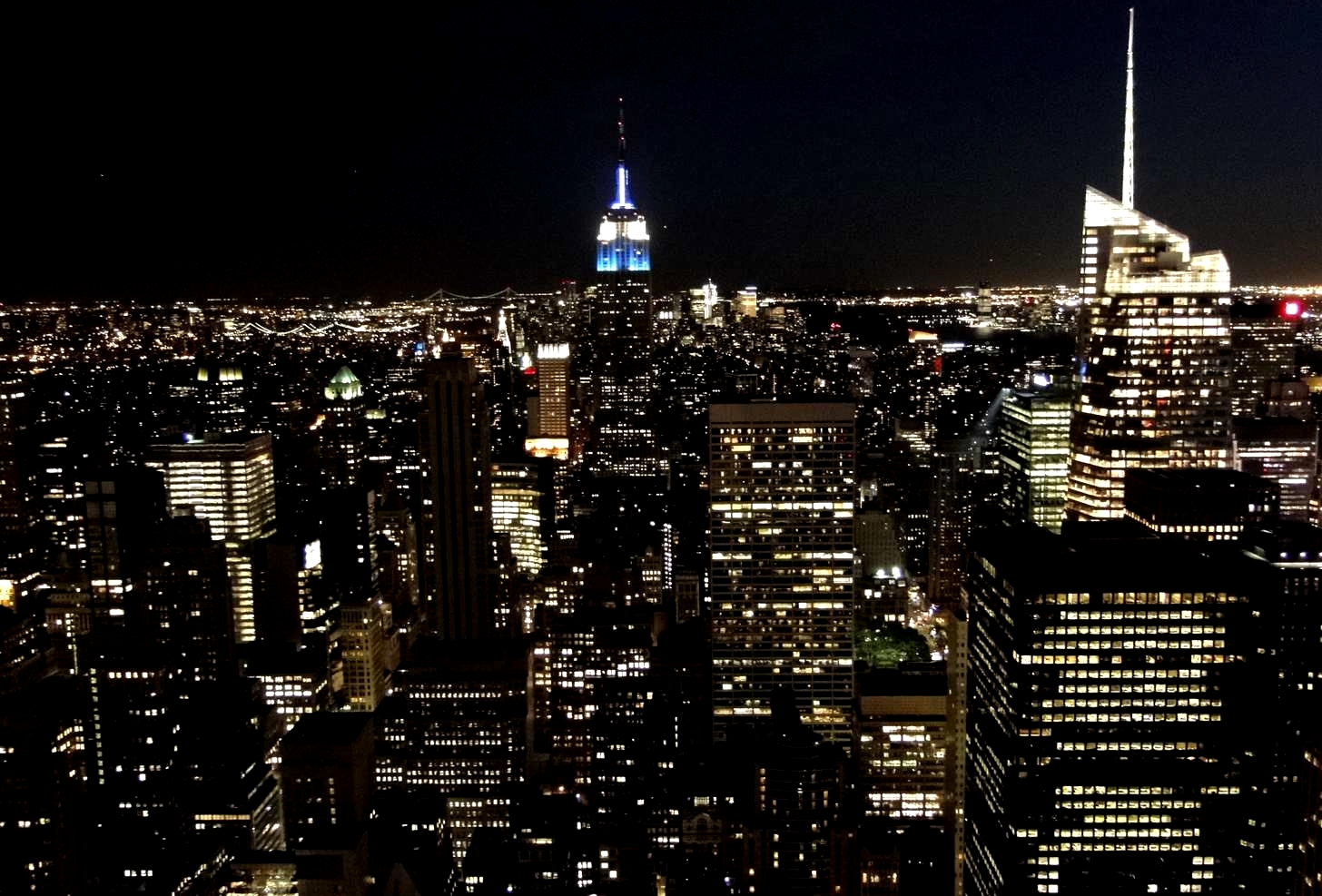 Consigli di viaggio new york diario di viaggio new york for Foto new york notte