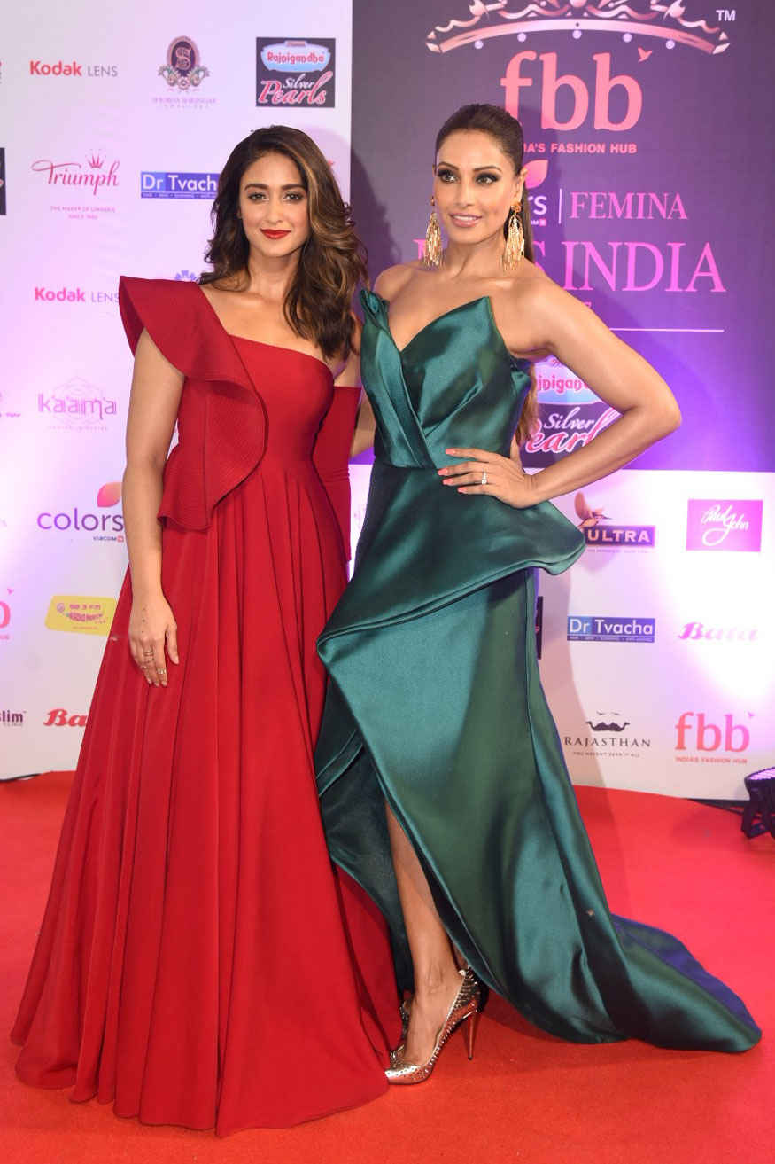 Celebrities Attend Femina Miss India 2017 finale at Yash Raj Studios