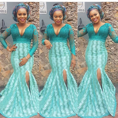 More Aso Ebi Styles To Show Your Tailor