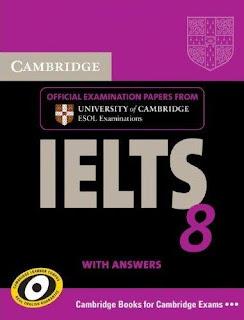 Cambridge IELTS Practice Tests Book 8 PDF & MP#
