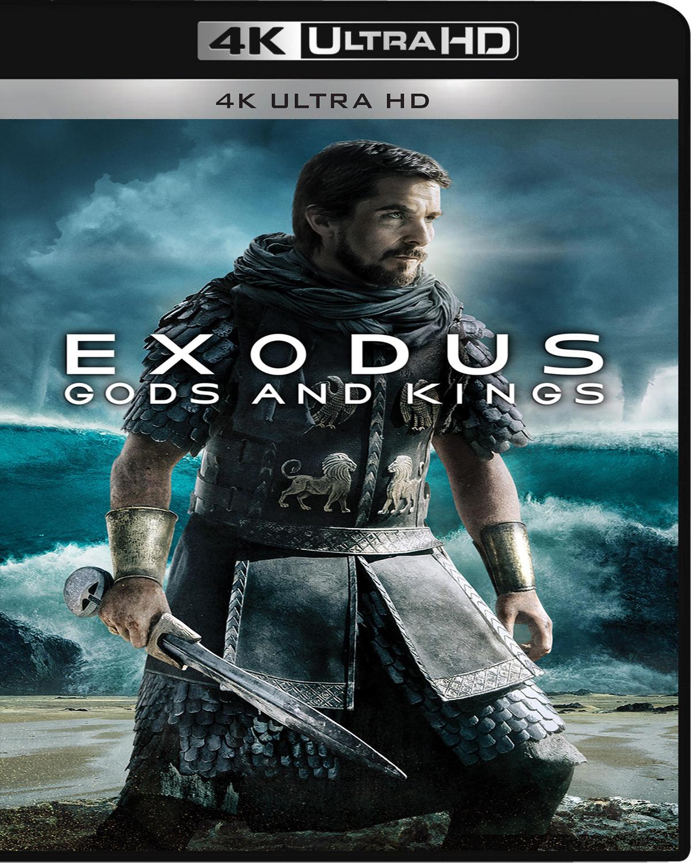 Exodus: Gods and Kings [2014] [UHD] [2160p] [Latino]