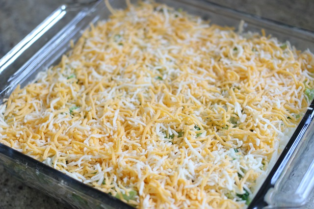 Mama Loves Food Broccoli Cheese Potato Casserole-5552