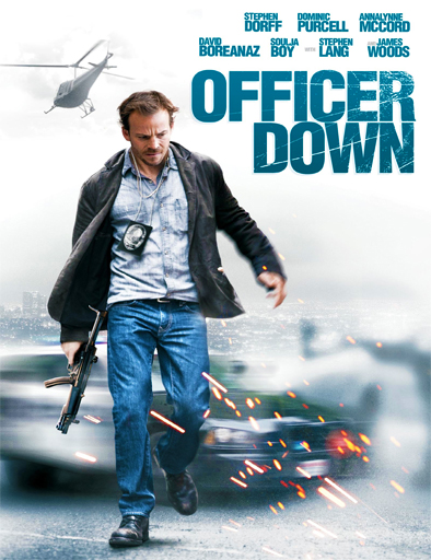 Ver Acorralado (Officer Down) (2013) Online
