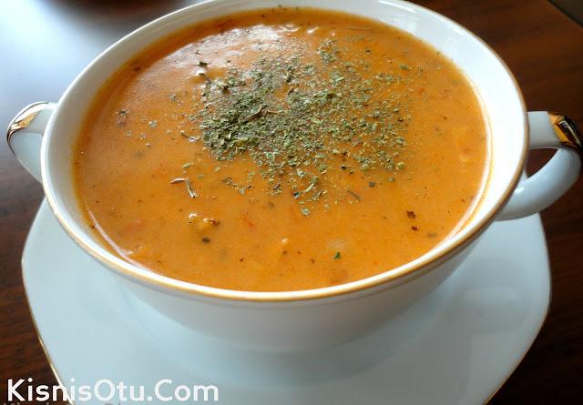 Yalancı, tarhana, çorbası,tarifi, kolay, pratik, lezzetli, Kişniş otu, Sağlıklı, Nefis