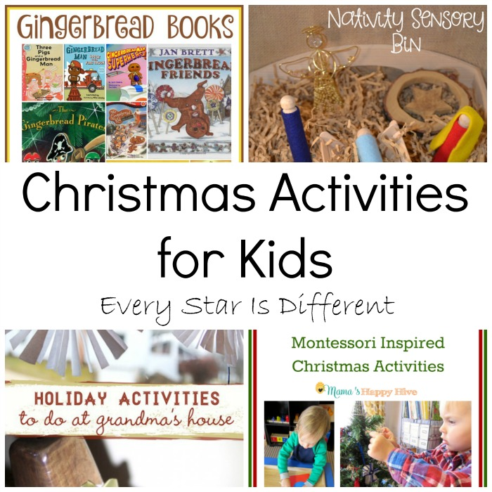 Christmas Activities for Kids (Learn & Play Link Up) - Every Star Is ...