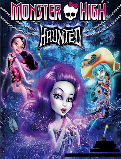 Monster High : Haunted (2015) มอนสเตอร์ ไฮ : หลอน