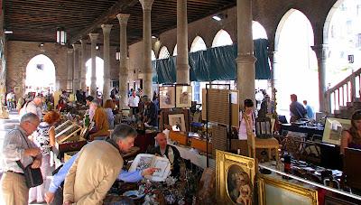 Fischmarkthalle am Rialto / Pescaria di Rialto