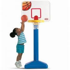 Đồ chơi bóng rổ cho trẻ em bền đẹp tại Gia Nhi Sport 1