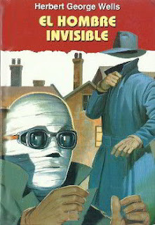 Portada del libro El hombre invisible descargar pdf gratis