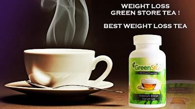 Weight Loss Green Store Tea Workout