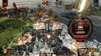 Blood Rage Digital Edition Game Screenshot 7