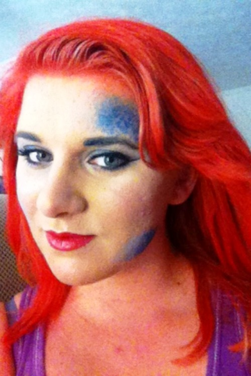Happy Halloween Day: 17 Princess Halloween Makeup Ideas
