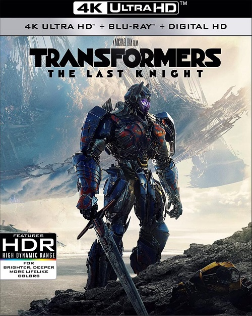 Hành Động | 4K HDR] Transformers: The Last Knight 2017 2160p
