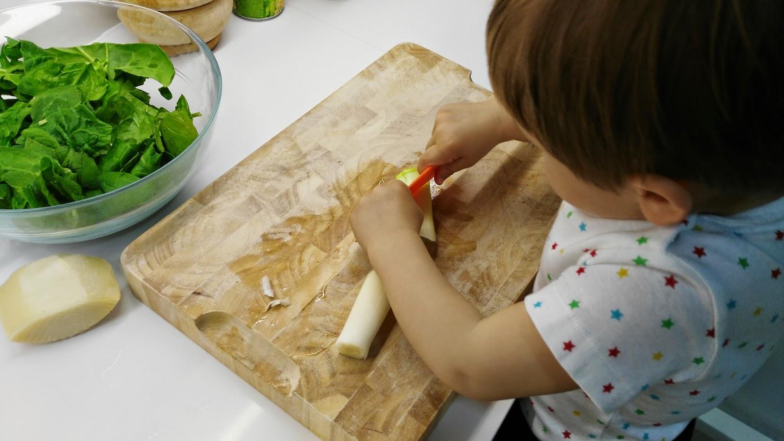 Cuchillo Para Niños