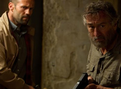 Jason Statham i Robert De Niro - Killer Elite