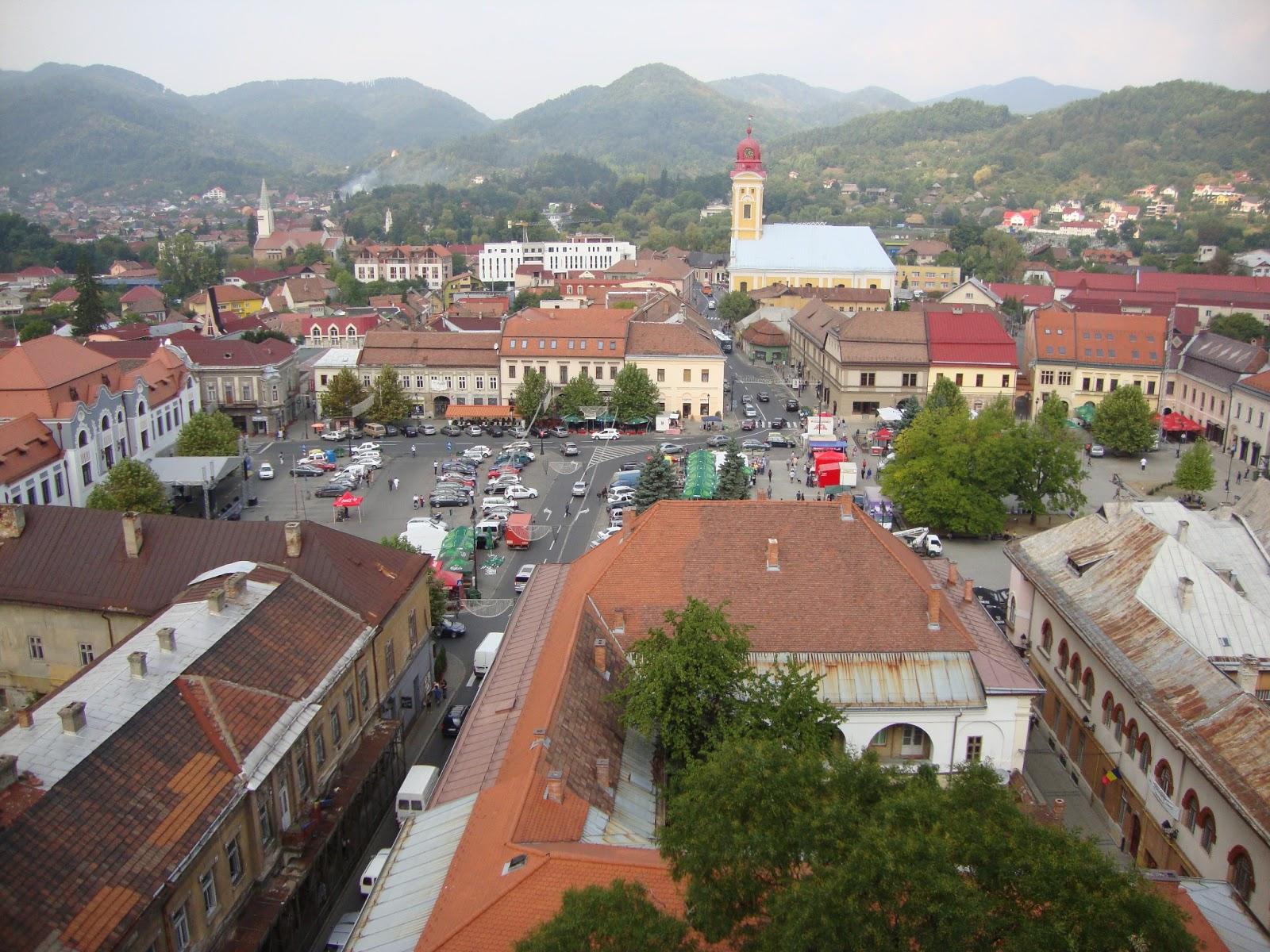 Baia Mare (Baia-Mare) - tourist information, maps and ...  |Baia Mare