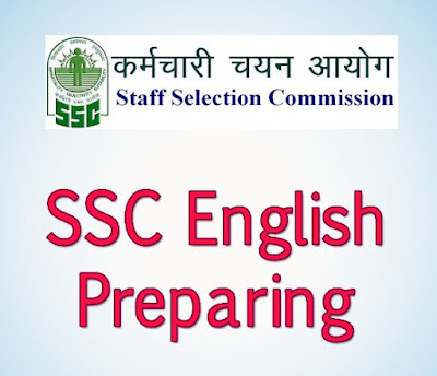 SSC English Preparation Online