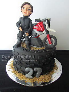 moto cake birthday