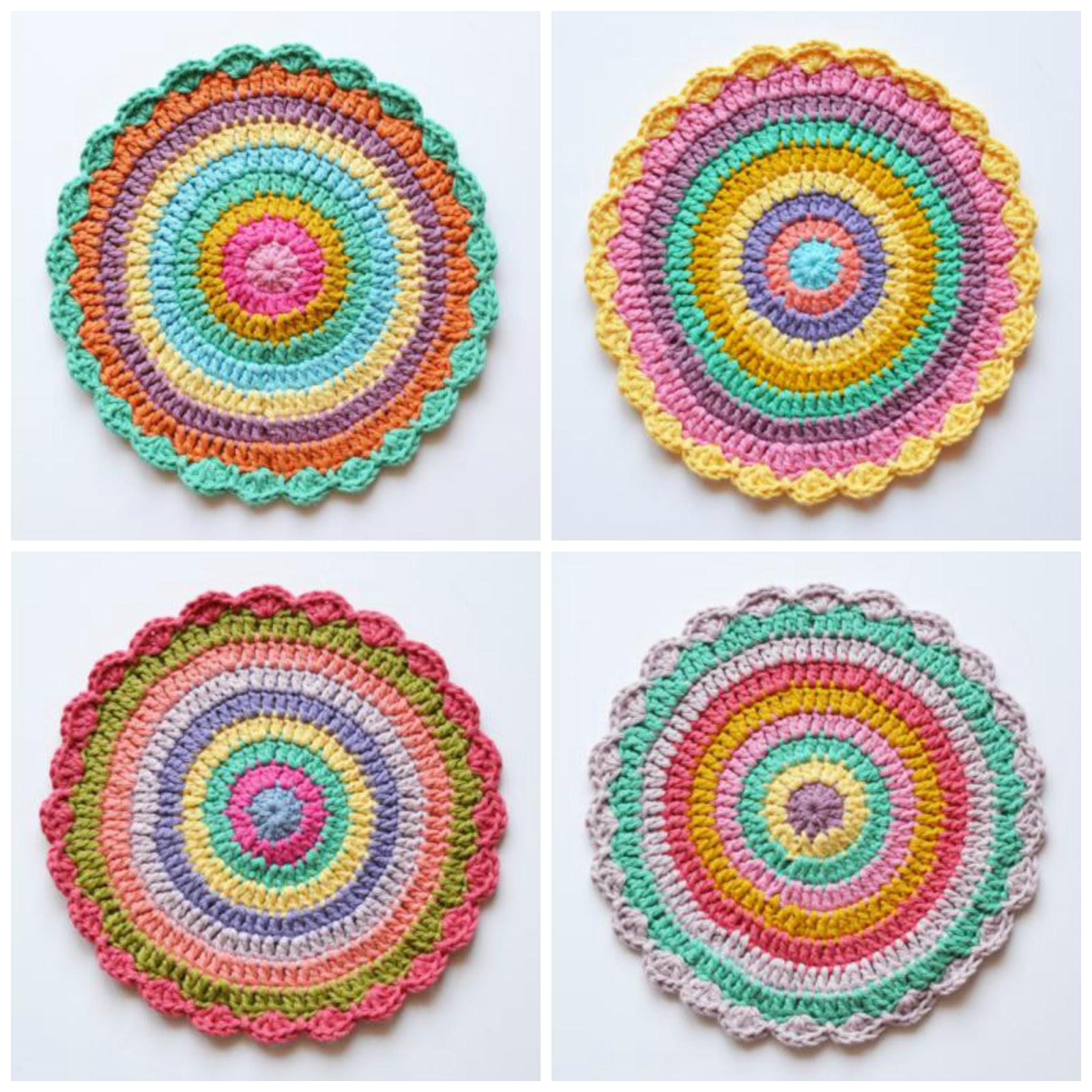 My World Of Wool Mandalas Crochet Festival And The Winner Is