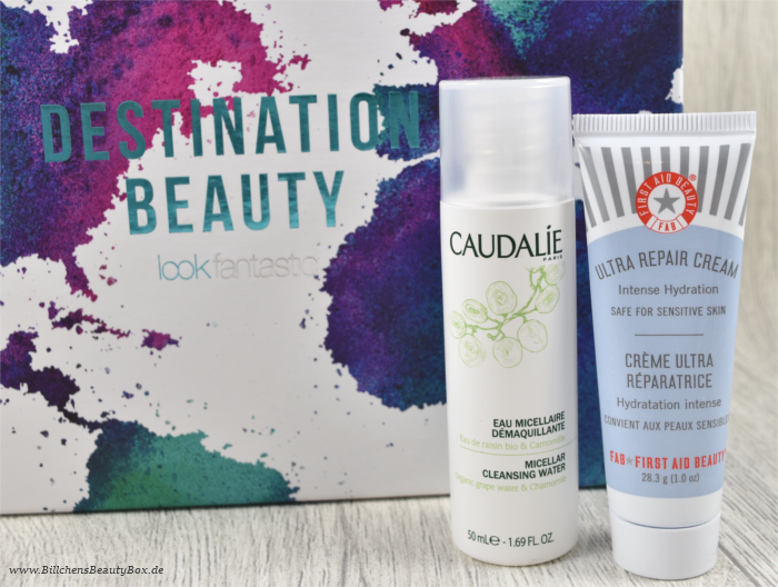 Lookfantastic Beauty Box Caudalie First Aid Beauty