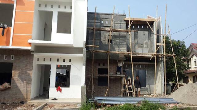 Rumah dijual di Pondok Cabe Ilir www.rumah-hook.com