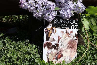 Kafka Asagiri, Sango Harukawa - Bungou Stray Dogs - Bezpańscy Literaci t.7