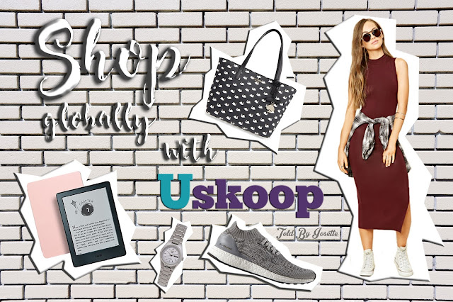 Shop Globally with Uskoop