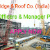 Bridge & Roof Co. (India) Ltd. Recruitment 2019, Apply for 6 Officer and Manager Posts @ www.bridgeroof.co.in