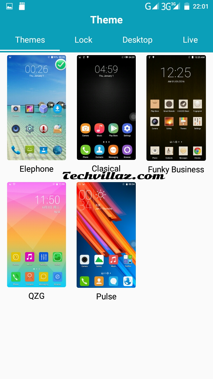 Elephone C1 Stable Custom Rom For Infinix Hot 4 pro Device