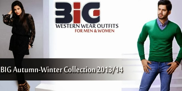 2b6ab7f15 Big Autumn-Winter Collection 2014 For All-Latest Western Wear Winter ...