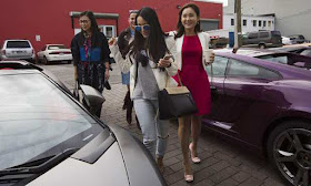Chinese Nouveau-Riche in Vancouver