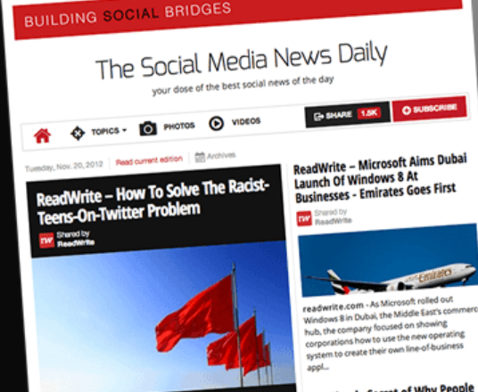 5 Web Tools to Create Awesome Digital Newspapers for Your
