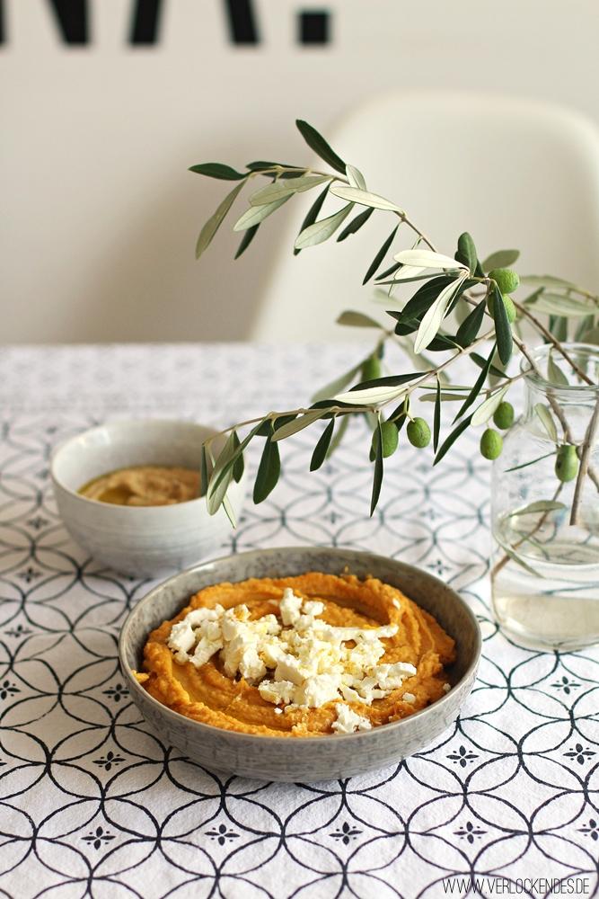 Hummus Rezepte einfach