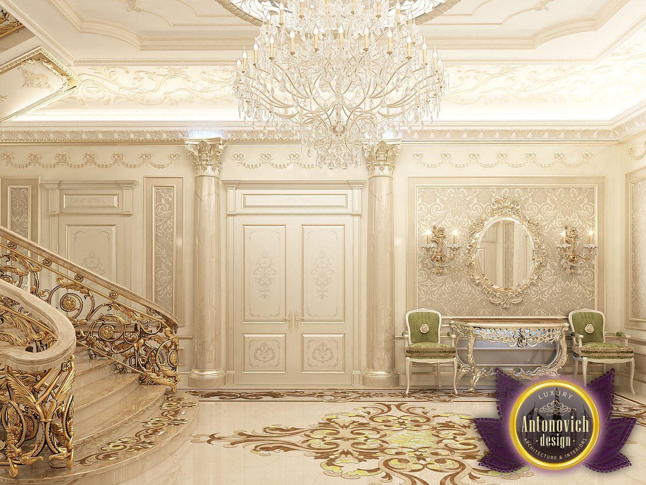 Luxury antonovich design uae dream interior of luxury for Home wallpaper kuwait