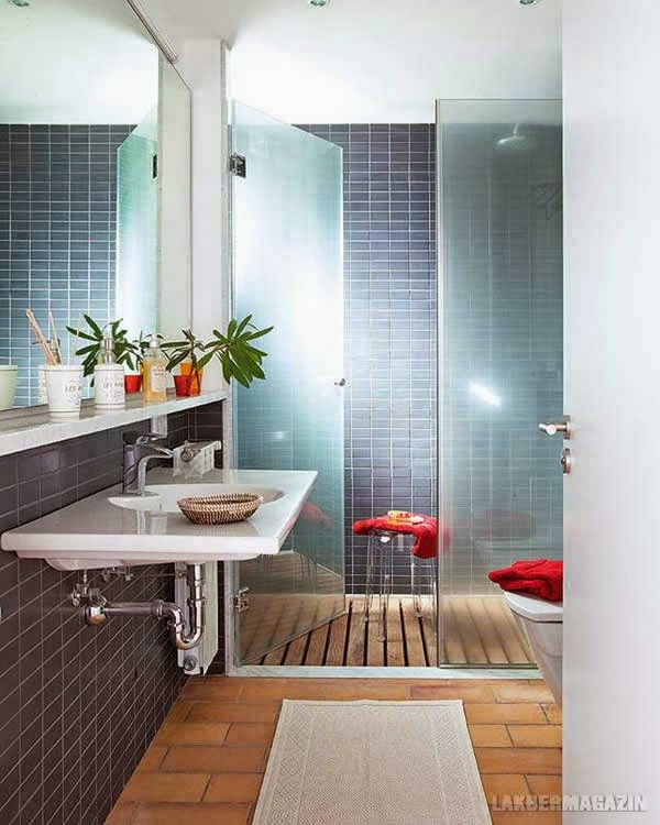 Small Bathroom Idea