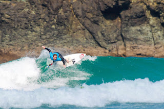 18 Nikki Van Dijk AUS Pantin Classic Galicia Pro foto WSL Laurent Masurel