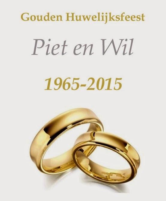 50 jaar getrouwd ringen Repeltje's blog: Gouden huwelijksfeest 50 jaar getrouwd ringen