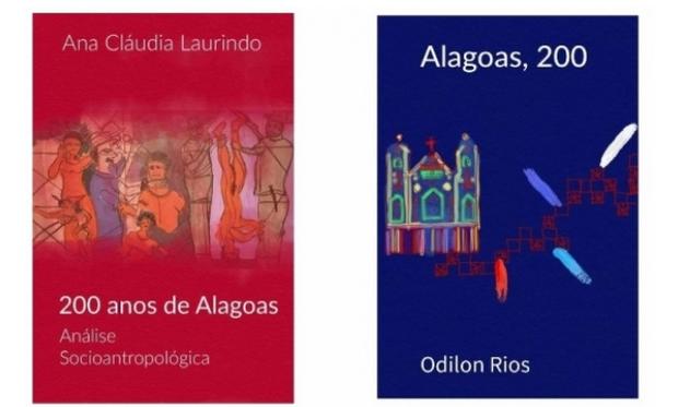 Livros contam histórias sobre os 200 anos de Emancipação Política de Alagoas